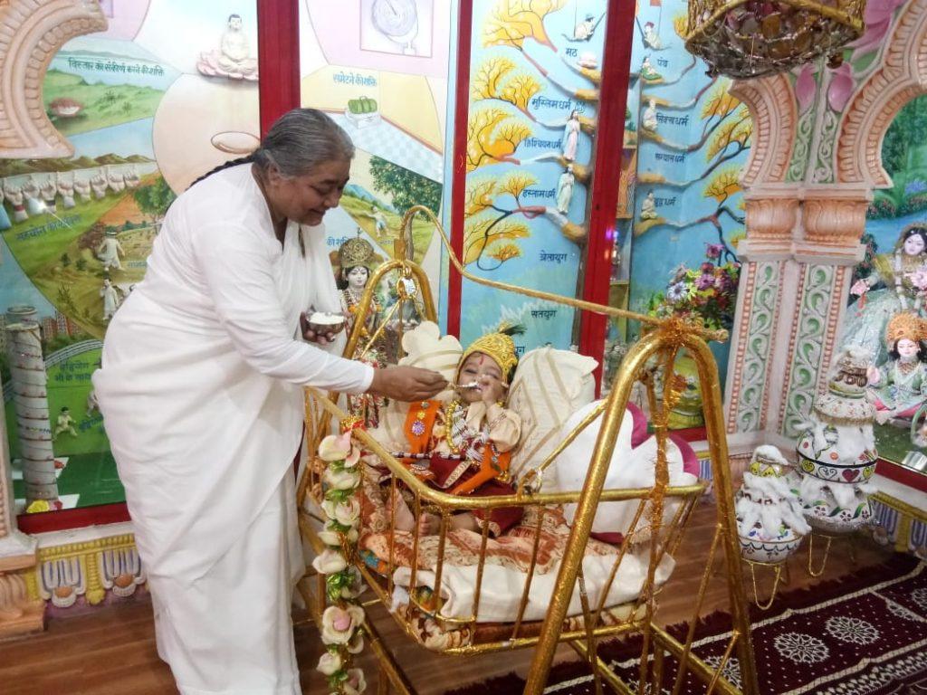 Chhatarpur (M.P.) - Shri Krishna Janmashtami Jhanki & Cultural Programe